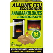Fulgurant ecologische aanmaakblokjes 84 stuks