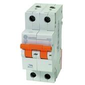 Disjoncteur modulaire Vynckier 16A 2 pôles