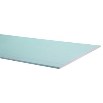 Plaque de plâtre hydrofuge Gyproc 12,5 mm 260x60 cm