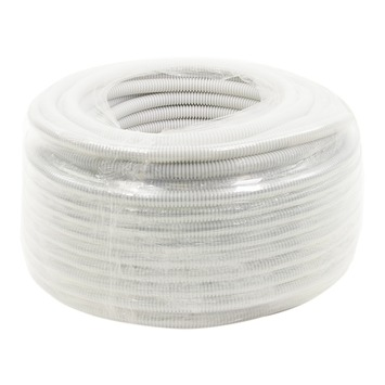 Tube flexible pré-câblé 16mm Profile 3G1,5mm² 50m gris