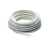 Tube flexible pré-câblé 16mm Profile 3G2,5mm² 100m blanc