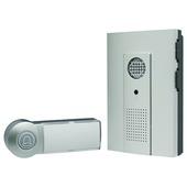 Elro draadloze deurbel en drukknop verlicht DB286A - bereik 100 m