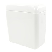 Geberit toiletreservoir 3/6l wit