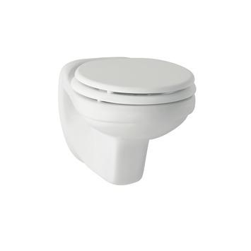 WC suspendu Forza Lafiness avec siège WC blanc
