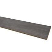 Stratifié à encliqueter Ambiance GAMMA chêne gris-noir 7 mm 2,25 m²