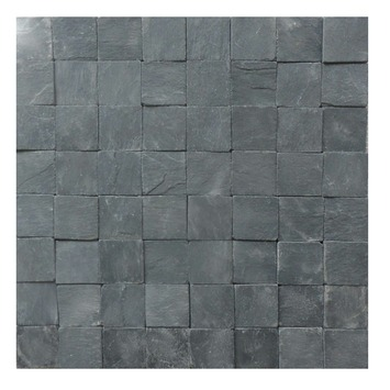 Decor Steenstrip Stoneblock Aantraciet 4x4 cm