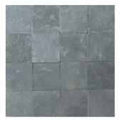 Briques de parement Stoneblock anthracite 8x8 cm