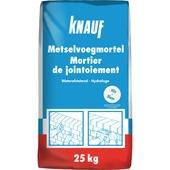 Mortier de jointoiement Knauf 25 kg blanc