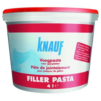 Fillerpasta Knauf pâte de jointoiement 4 L