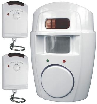 Alarme résidentielle avec détecteur de mouvement SC09 Smartwares plug and play