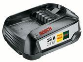 Accu Bosch 18 V Li-Ion 2,5 Ah
