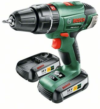 Perceuse à percussion 18 V Bosch PSB 18 LI-2