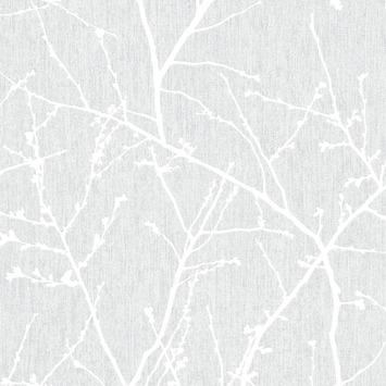 Intissé coloré motif innocence gris 33-274 10x0,52 m