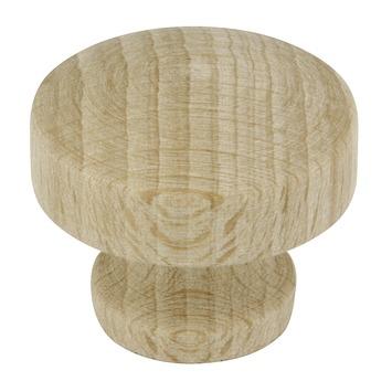 Bouton de meuble Jasmijn 30 mm hêtre