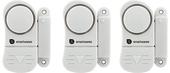 Mini-alarme SC07 contact fenêtre/porte Smartwares 3 pièces