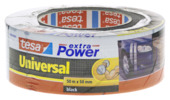 Tesa Extra Power Universal reparatietape 50 m x 50 mm zwart