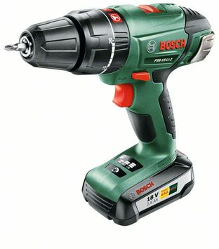 Perceuse à percussion Bosch PSB18 LI-2 18 V