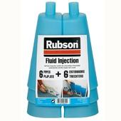 Étanchéité par injection 5 entonnoirs Rubson