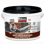 Rubson Silicon'Rub zwart 5 kg