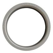 Martens verloopstuk naar riool grijs 100x110 mm