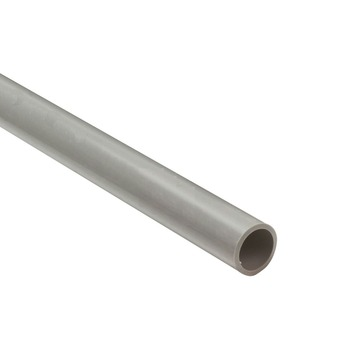 Martens buis sanitair glad grijs 3 m x 90 mm x 1,8 mm