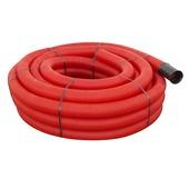 Flexible pour câbles Martens 90 mm 25 m rouge