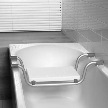 Siège de bain Usis Allibert blanc