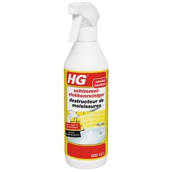 HG Destructeur de moisissures sanitaires 500 ml