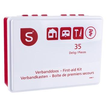 Smartwares EHBO-verbanddoos 35-delig