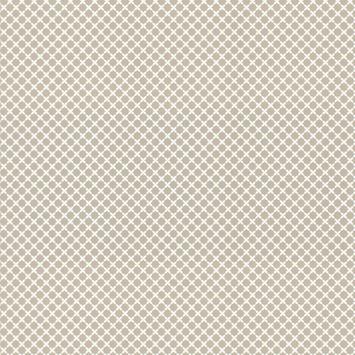 Vliesbehang Trellis taupe 31-350