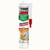 Mastic acrylique murs et fenêtres Rubson gris 280 ml