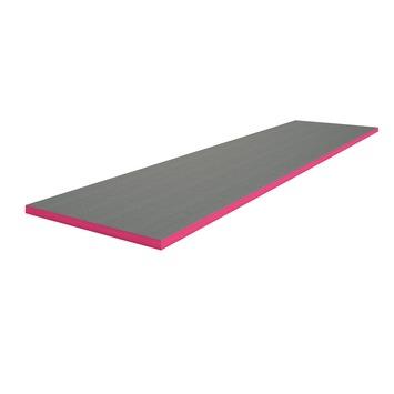 Qboard bouwplaat basiq 260x60cm dikte 30mm