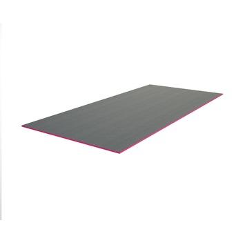 Panneau de construction Qboard basiq 10 mm 120x60 cm