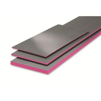 Qboard bouwplaat basiq 120x60cm dikte 12,5mm