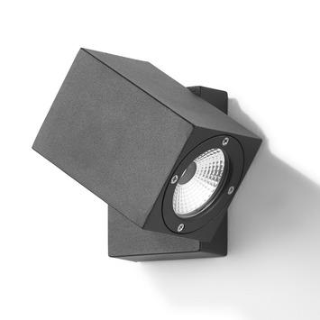GAMMA wandlamp Vegas met geïntegreerde LED 7W 530 lumen grijs