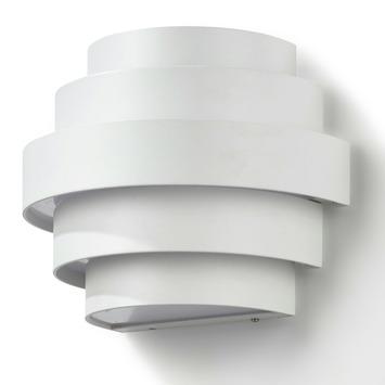GAMMA wandlamp Miami met geïntegreerde LED 6W 360 lumen wit