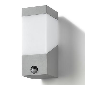 GAMMA wandlamp Atlanta geschikt voor E27 40W grijs exclusief lamp