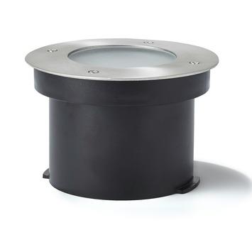 Spot extérieur à encastrer Bradford GAMMA LED intégrée 9W 400 lumens noir