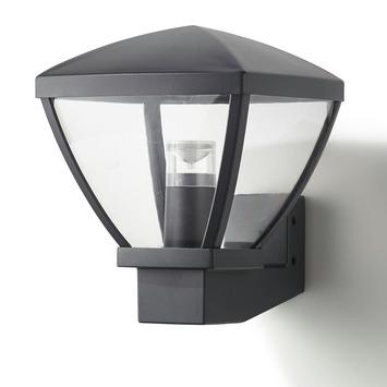 GAMMA wandlamp Nashville geïntegreerde LED 12W 810 lumen zwart
