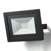 Projecteur GAMMA LED intégrée 10W 700 lumens noir