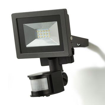Uitzonderlijk GAMMA straler met bewegingsmelder met geïntegreerde LED 10W 700 EG23