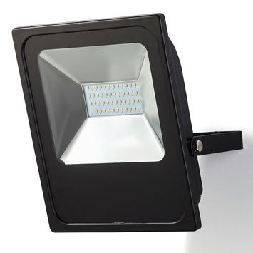 GAMMA straler met geïntegreerde LED 50W 3000 lumen zwart