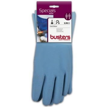 Busters handschoen Cold Water S/M (maat 8)