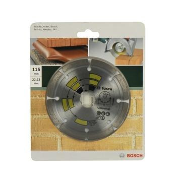 Bosch diamantslijpschijf universeel 115 mm