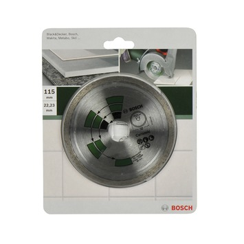 Meule diamantée Bosch 115 mm carrelage
