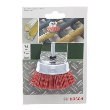 Brosse conique en nylon Bosch G80 75 mm