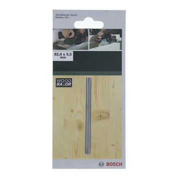 Bosch schaafmes recht 82,4 mm