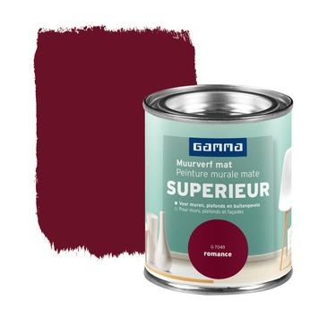 GAMMA Superieur muurverf extra mat romance 100 ml