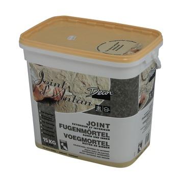Voegmortel Steenstrips Antiek Zand 15 kg