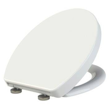 Abattant WC Allibert Ekla blanc soft-close